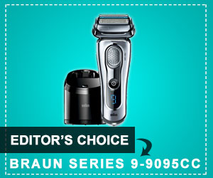 Braun Series-9 9095cc Electric Shaver