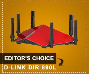D-Link DIR-890L Tri-Band router